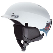 Smith Gage Jr Kids Helmet 2016, Matte White Vagabond, medium