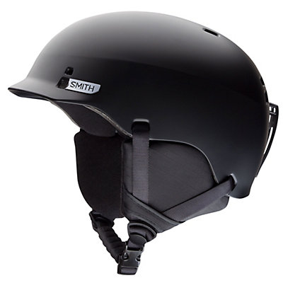 Smith Gage Jr. Kids Helmet 2017, Matte Black, viewer