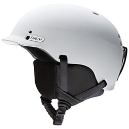 Smith Gage Jr. Kids Helmet, Matte White, 256