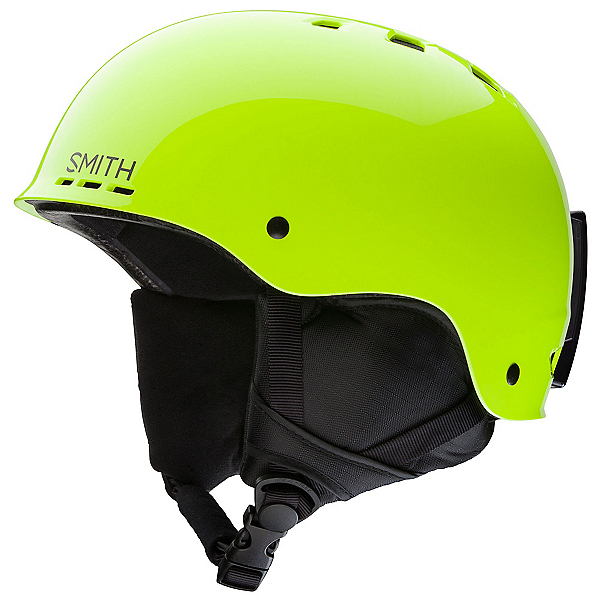 Smith Holt Jr Kids Helmet, Acid, 600