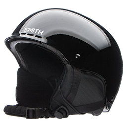 Smith Holt Jr. Kids Helmet, Black, 256