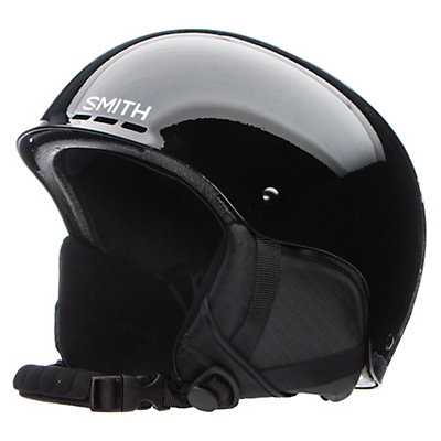 Smith Holt Jr. Kids Helmet 2017, Black, viewer