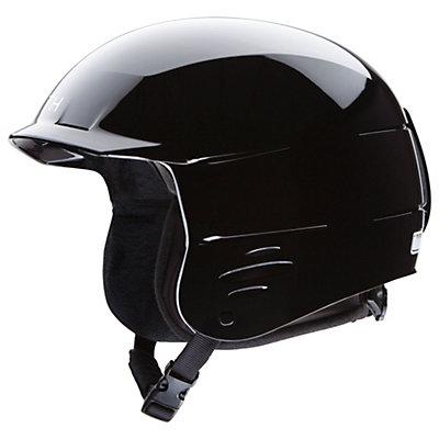 Smith Upstart Jr Kids Helmet, Black, viewer