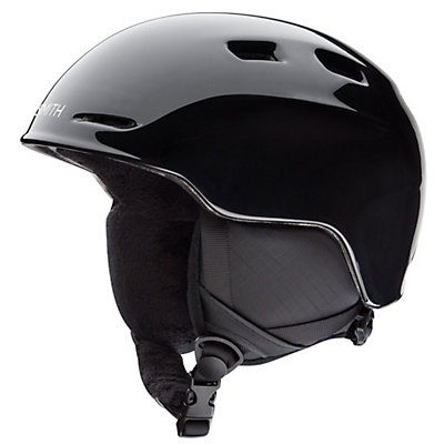 Smith Zoom Jr. Kids Helmet 2017, Black, viewer