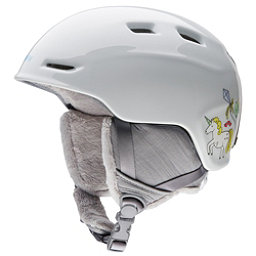 Smith Zoom Jr. Kids Helmet, White Fairytale, 256