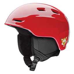 Smith Zoom Jr. Kids Helmet 2017, Fire Animal Kingdom, 256