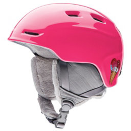 Smith Zoom Jr. Kids Helmet 2017, Pink Sugarcone, 256