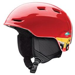 Smith Zoom Jr. Kids Helmet 2018, Fire Transportation, 256