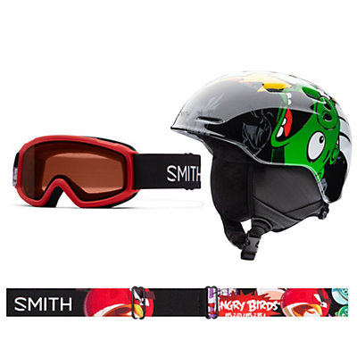 Smith Zoom and Sidekick Combo Kids Helmet, , viewer
