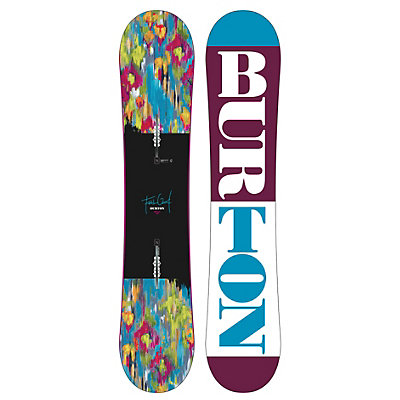 Burton Feelgood Smalls Girls Snowboard, , viewer