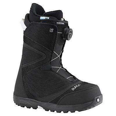 Burton Starstruck Boa Womens Snowboard Boots, Charcoal-Teal, viewer