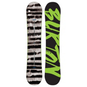 Burton Blunt Wide Snowboard, 159cm Wide, medium