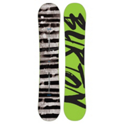 Burton Blunt Wide Snowboard 2016, 163cm Wide, medium