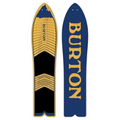 Burton The Throwback Snowskate 2016, 100, medium