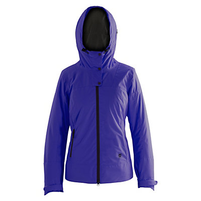 Orage Kelis Womens Insulated Ski Jacket, Blue Crush, viewer