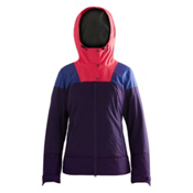 Orage Kelis Womens Insulated Ski Jacket, Iris, medium