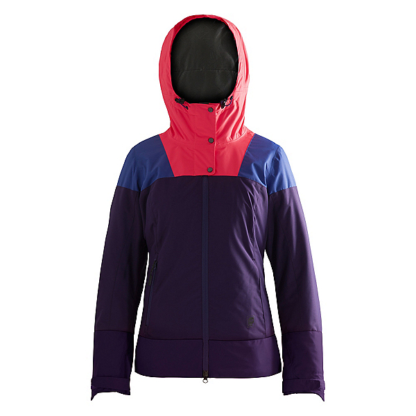 Orage Kelis Womens Insulated Ski Jacket, Iris, 600