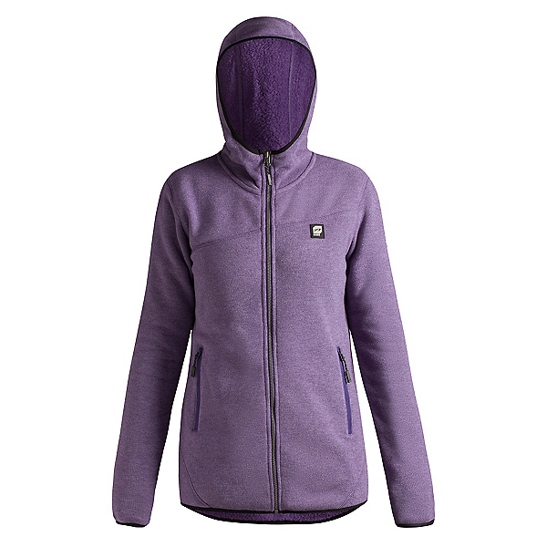 Orage Cindy Womens Mid Layer, Iris, 600