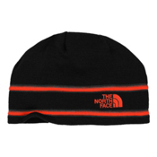 The North Face Logo Hat, TNF Black, medium