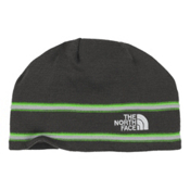 The North Face Logo Hat, Asphalt Grey, medium