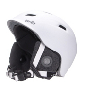 Pret Shaman Helmet, Rubber White, medium
