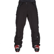 Volkl Perfect Fitting Extra Short Mens Ski Pants, Black, medium
