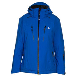 Volkl Perfect Fitting Petite Womens Insulated Ski Jacket, Royal, 256