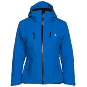 Volkl Perfect Fitting Womens Insulated Ski Jacket, Royal, medium