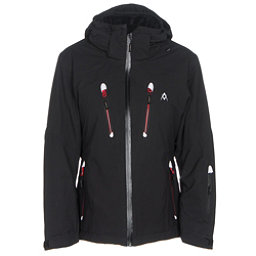 Volkl Perfect Fitting Plus Womens Insulated Ski Jacket, Black, 256