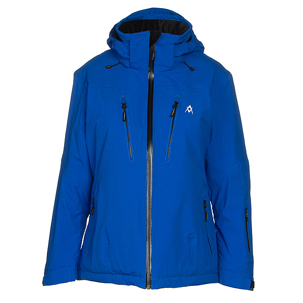 Volkl Perfect Fitting Plus Womens Insulated Ski Jacket, Royal, 600