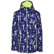 Under Armour CGI Britton Girls Ski Jacket, Europa Purple-Xray-Xray, medium