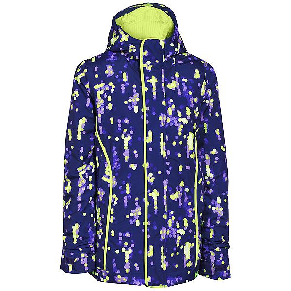 Under Armour CGI Britton Girls Ski Jacket, Europa Purple-Xray-Xray, 600
