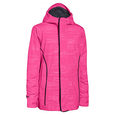 Under Armour CGI Britton Girls Ski Jacket, Europa Purple-Xray-Xray, viewer
