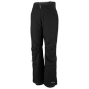 Columbia Veloca Vixen Plus Womens Ski Pants, Black, medium