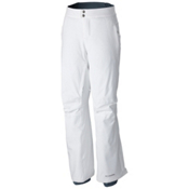 Columbia Veloca Vixen Plus Womens Ski Pants, White, medium