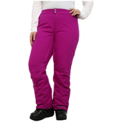 Columbia Veloca Vixen Plus Womens Ski Pants, Bright Plum, medium