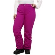 Columbia Veloca Vixen Plus Womens Ski Pants, Bright Plum, medium
