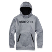 Burton Crown Bonded Pullover Hoodie, High Rise Heather, medium