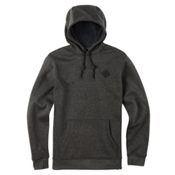 Burton Distill Pullover Hoodie, True Black Heather, medium