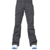 Burton Fly Womens Snowboard Pants, Faded Bedford Cord, medium