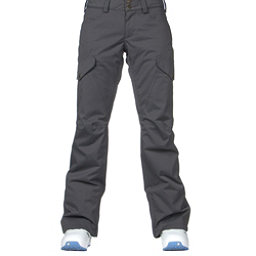 Burton Fly Womens Snowboard Pants, Faded Bedford Cord, 256