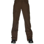 Burton Fly Womens Snowboard Pants, Mocha, medium
