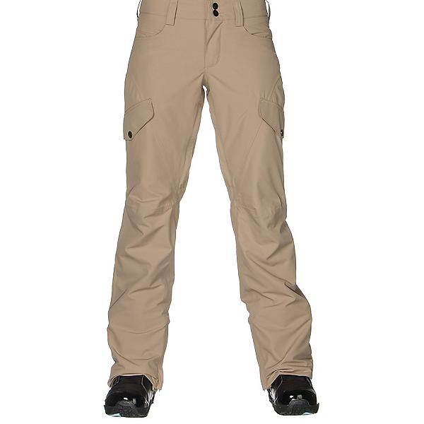 Burton Fly Womens Snowboard Pants, Sandstruck, 600