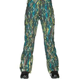 Burton Fly Womens Snowboard Pants, Splatter Camo, 256