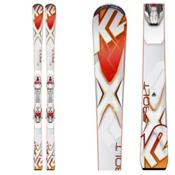 K2 AMP Bolt Skis with Marker MXCell 14 Bindings, , medium