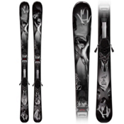 K2 Potion 80 XTi Q Womens Skis with ERC 11.0 TC Bindings, , medium