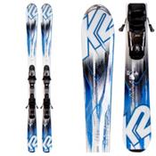 K2 AMP RX Skis with Marker Fastrak3 10 Bindings, , medium