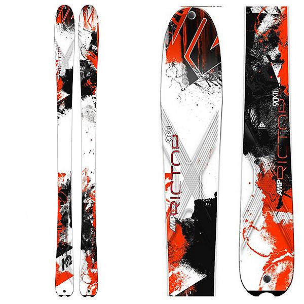 K2 AMP Rictor 90 XTi Skis, , 600