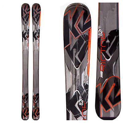 K2 AMP Rictor 82 XTi Skis, , viewer