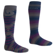 Burton Weekend 2 Pack Snowboard Socks, Bog Heather, medium